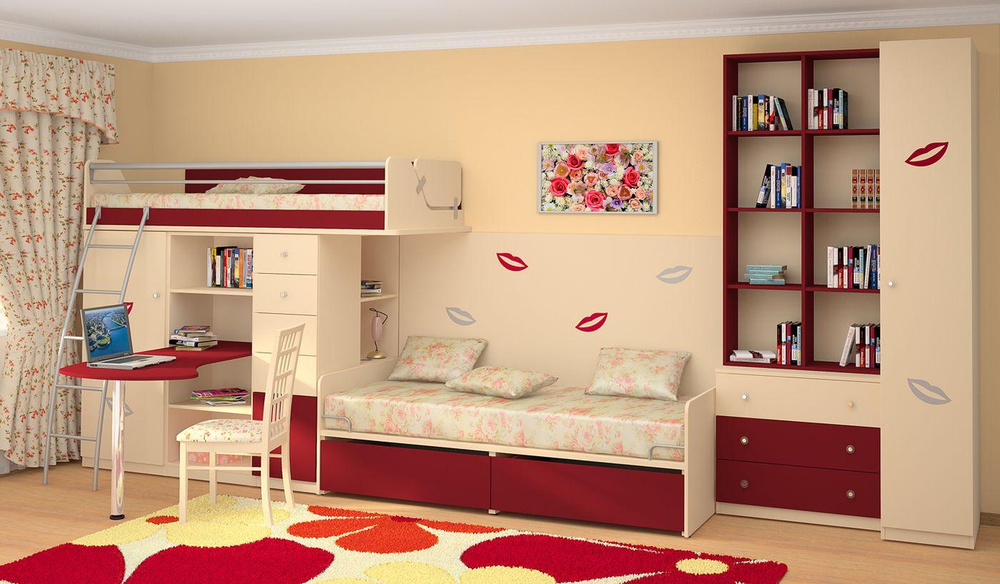 Мебель для детской комнаты в самаре недорого, интернет-магаз.